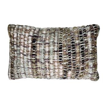Home Cushions Pomax SAVONA Grey