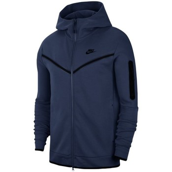 Clothing Men Sweaters Nike Tech Fleece Graphite