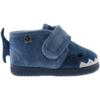Shoes Children Baby slippers Victoria Chaussures enfant  animaux bleu