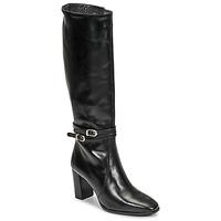 Shoes Women High boots Fericelli PLIET Black