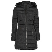 Clothing Women Duffel coats Moony Mood PABRIES Black