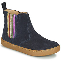 Shoes Girl Mid boots Shoo Pom PLAY NEW SHINE Blue