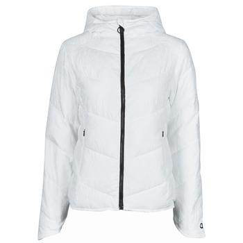Clothing Women Duffel coats Desigual MANDALA White