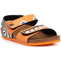 Shoes Children Sandals Birkenstock Palu Kids BS Orange