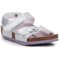 Shoes Children Sandals Birkenstock Colorado Kids BS Silver