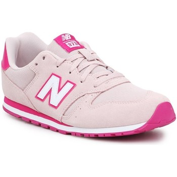 Shoes Children Low top trainers New Balance 373 Pink