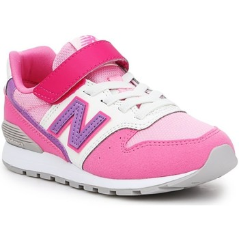 Shoes Children Low top trainers New Balance 996 Pink