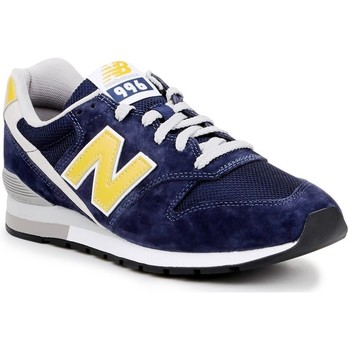 Shoes Men Low top trainers New Balance 996 Navy blue