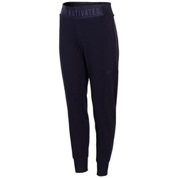Clothing Women Tracksuit bottoms 4F SPDD013 Navy blue