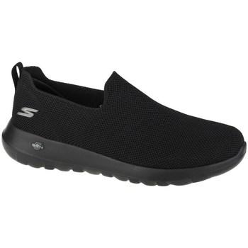 Shoes Men Low top trainers Skechers GO Walk Max Modulating Black