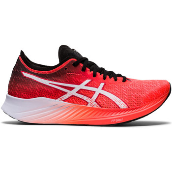 Shoes Women Running shoes Asics Chaussures femme  Magic Speed rouge vif/blanc