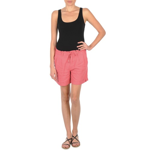 Clothing Women Shorts / Bermudas Esprit 033CC1C003 Pink