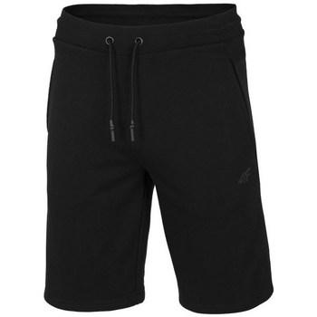 Clothing Men Shorts / Bermudas 4F SKMD014 Black
