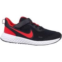 Shoes Children Running shoes Nike Revolution 5 Black