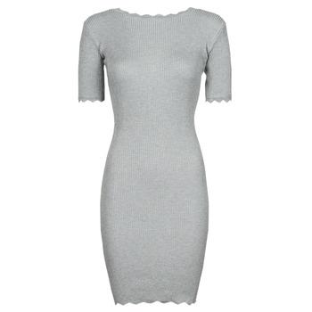 Clothing Women Short Dresses Yurban PAULINO Grey