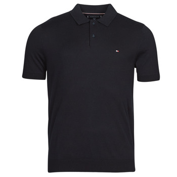 Clothing Men Short-sleeved polo shirts Tommy Hilfiger FINE SUMMER COTTON P, DW5 Blue