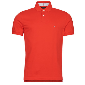 Clothing Men Short-sleeved polo shirts Tommy Hilfiger 1986 REGULAR POLO, SNE Red
