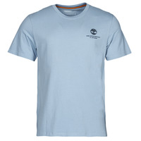 Clothing Men Short-sleeved t-shirts Timberland CC ST TEE Blue