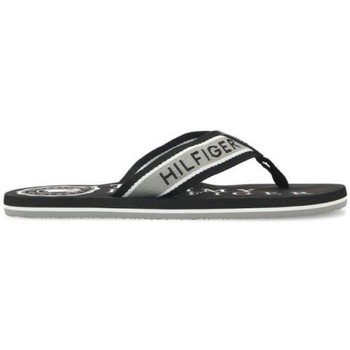 Shoes Men Flip flops Tommy Hilfiger M Maritime Black