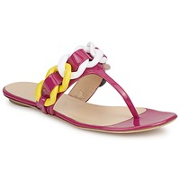 Shoes Women Flip flops Versus by Versace FSD364C Pink