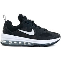 Shoes Men Low top trainers Nike Air Max Genome Black