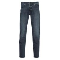 Clothing Men Slim jeans Jack & Jones JJIMIKE Black