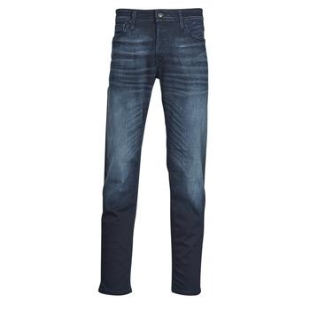 Clothing Men Slim jeans Jack & Jones JJIMIKE Blue / Medium