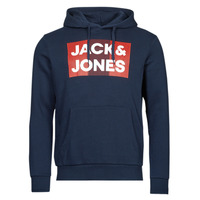 Clothing Men Sweaters Jack & Jones JJECORP Marine