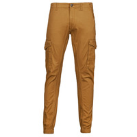 Clothing Men Cargo trousers Jack & Jones JJIPAUL Camel