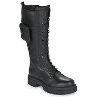 Shoes Women High boots Fericelli PISA Black