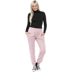 Clothing Women Tracksuit bottoms Boutique Pink Classic Relaxed Joggers Pink