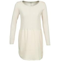 Clothing Women Short Dresses Only DANCER ECRU
