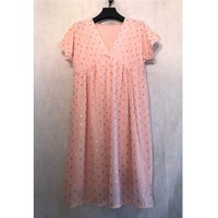 Clothing Women Short Dresses Fashion brands BY80-ROSE Pink