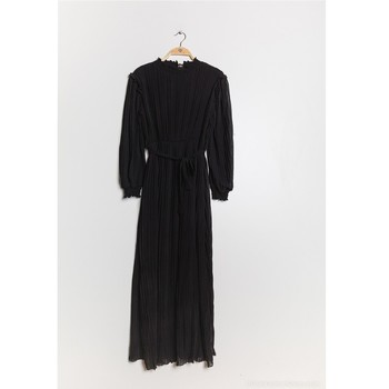Clothing Women Long Dresses Fashion brands 9805-2-0-NOIR Black