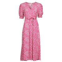 Clothing Women Long Dresses Fashion brands 10351-NOIR Black
