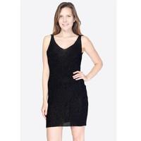 Clothing Women Short Dresses Fashion brands SND-NOIR Black