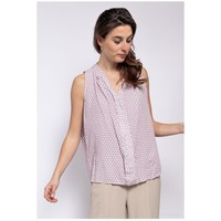 Clothing Women Tops / Blouses Fashion brands TP25-PINK Pink