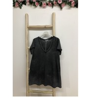 Clothing Women Tops / Blouses Fashion brands 029-FIAMMATO-ANTHRACITE Anthracite