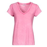 Clothing Women Tops / Blouses Fashion brands 029-COEUR-FUCHSIA Fuschia