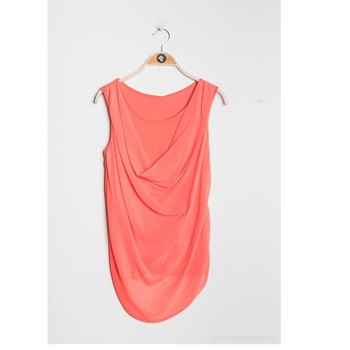 Clothing Women Tops / Blouses Fashion brands D425-CORAL Coral