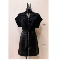 Clothing Women Tops / Blouses Fashion brands ERMD-13819-N-BLACK Black