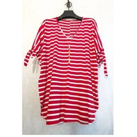 Clothing Women Tops / Blouses Fashion brands BY31R-RED Red