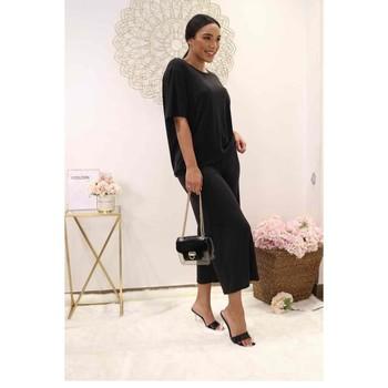 Fashion brands 9159-BLACK