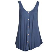 Clothing Women Tops / Blouses Fashion brands LL0070-JEAN Pink