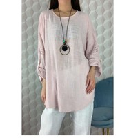 Clothing Women Tops / Blouses Fashion brands 15050-PINK Pink