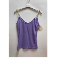 Clothing Women Tops / Blouses Fashion brands 5097A-LILAC Lilac