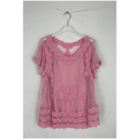Clothing Women Tops / Blouses Fashion brands 2025-PINK Pink