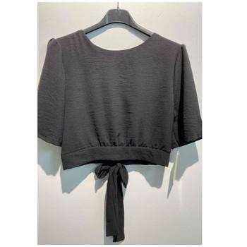 Clothing Women Tops / Blouses Fashion brands 5172-BLACK Black