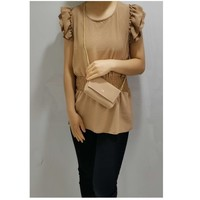 Clothing Women Tops / Blouses Fashion brands 3101-CAMEL Camel