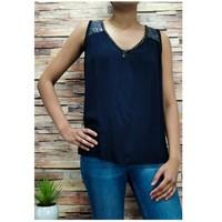 Clothing Women Tops / Blouses Fashion brands 2940-BLACK Black